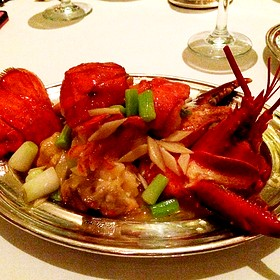 Lobster - MR CHOW - Miami, Miami Beach, FL