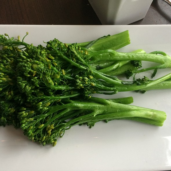 Side of Broccolini - Seaglass Restaurant and Lounge, Salisbury, MA