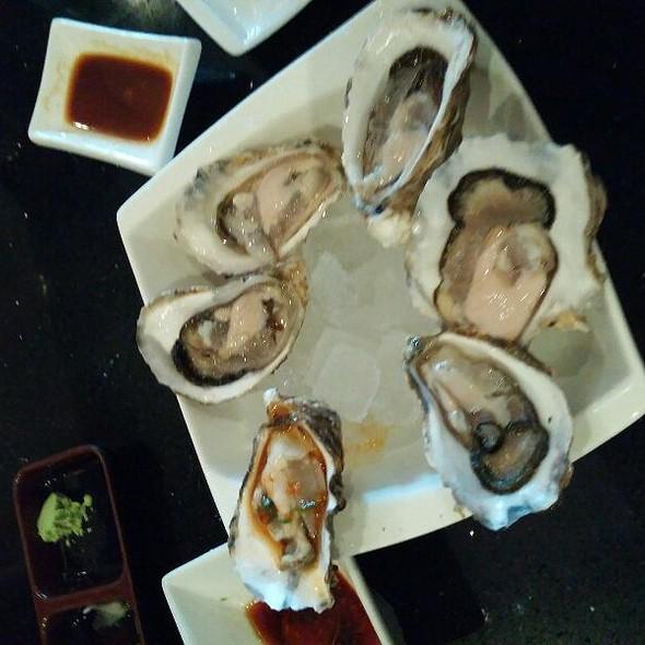 Oysters - Wasabi Bistro, San Francisco, CA