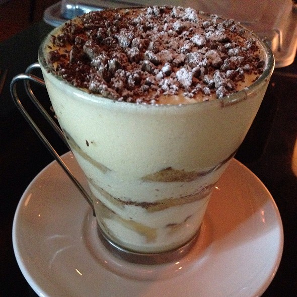 Tiramisu - The House of William & Merry, Hockessin, DE