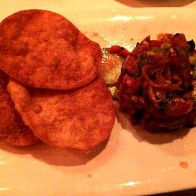 Tuna Sashimi Tower - Fleming's Steakhouse - Nashville, Nashville, TN