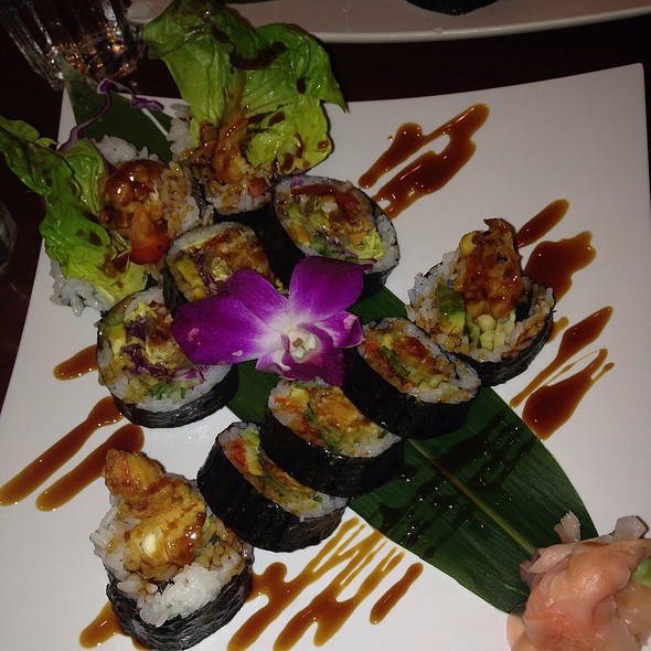 Mexican And Lobster Tempura Roll - Makiman Sushi - Center City, Philadelphia, PA