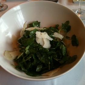 Watercress Salad - Trevi's Restaurant - Omni Mandalay, Irving, TX