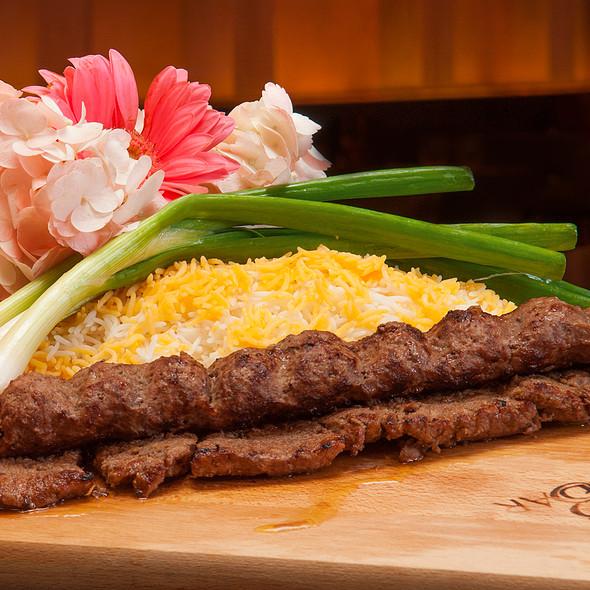 beef soltani - Bandar Restaurant, San Diego, CA