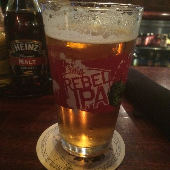 Samuel Adams Rebel Ipa - Tigín Irish Pub & Restaurant - St. Louis, Saint Louis, MO