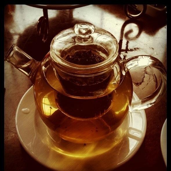 Jasmine Green Tea - XIX Nineteen, Philadelphia, PA