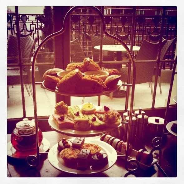 Afternoon Tea/High Tea - XIX Nineteen, Philadelphia, PA