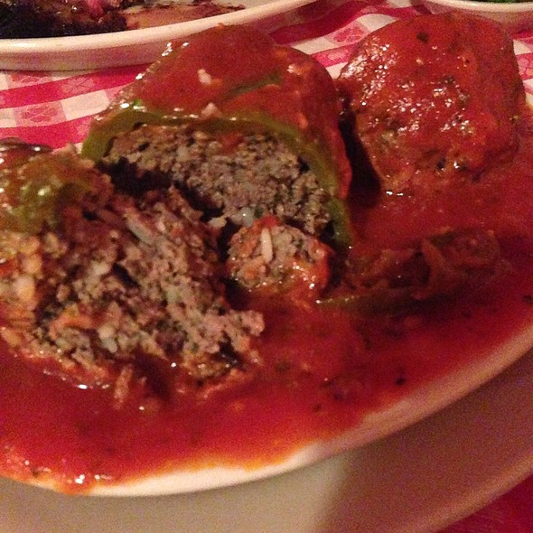 Stuffed Pepper - Janko's Little Zagreb, Bloomington, IN