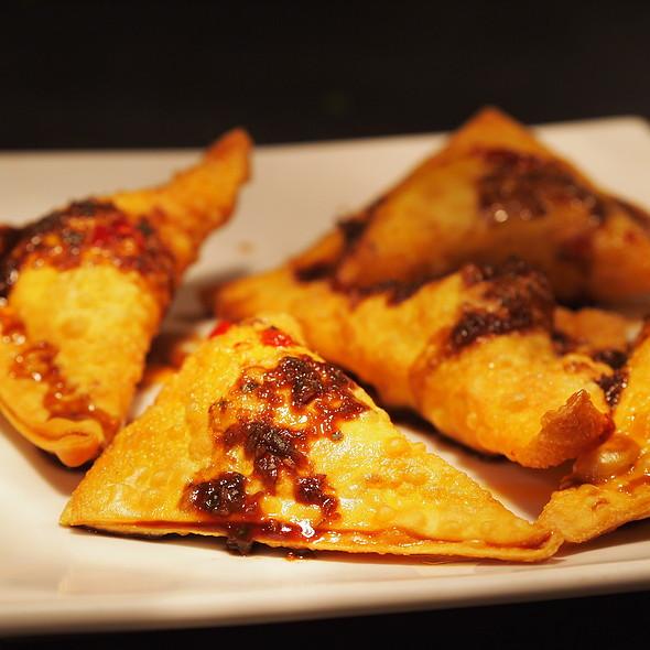 Crispy Crab Wontons - Hakka Chow, Winston-Salem, NC