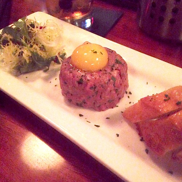 Tenderloin Steak Tartare - Neighborhood Services, Dallas, TX