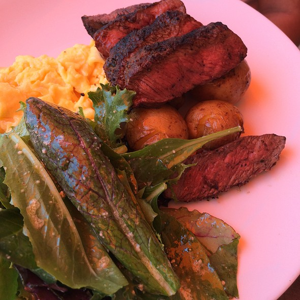 Steak & Eggs - Union On Yale, Claremont, CA