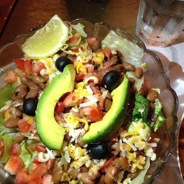Taco Salad - Mijares Mexican Restaurant, Pasadena, CA