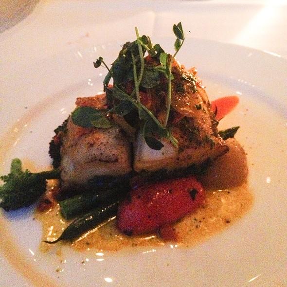 Sablefish - Francesco's, Vancouver, BC