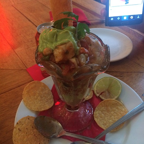 Ceviche - Papatzul, New York, NY
