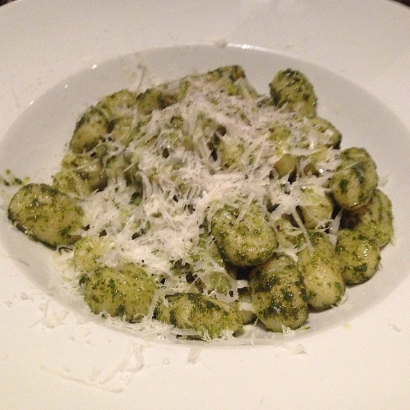 Gnocchi In Pesto - Artu, Boston, MA