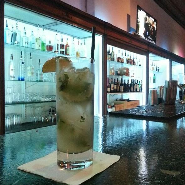 Mojito - Sapphire: A Modern Restaurant & Bar, Knoxville, TN