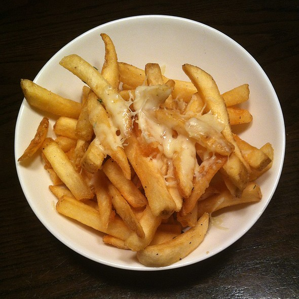 Truffle Fries - Prestons Restaurant + Lounge, Vancouver, BC