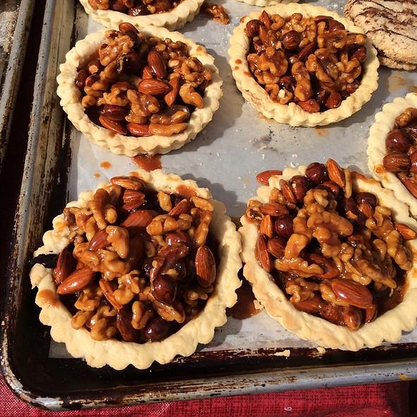 Nut Tartes - Letizia's Fiore, Chicago, IL