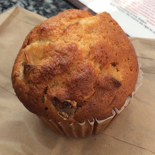 Apple Yogurt Muffin - Letizia's Fiore, Chicago, IL