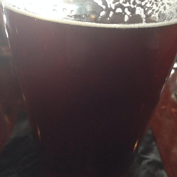 Green Flash Brewing Hop Head Red - Whisper Restaurant & Lounge, Los Angeles, CA