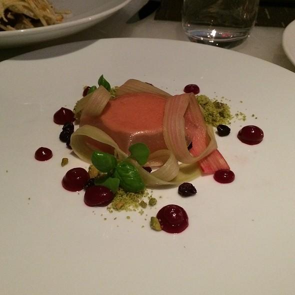 Foie gras Torchon - Hawksworth Restaurant, Vancouver, BC