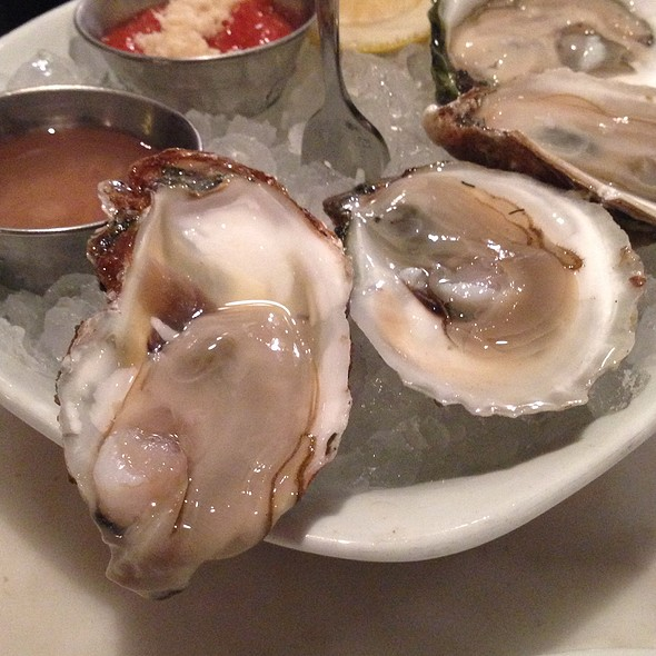 Oysters! - B&G Oysters, Boston, MA