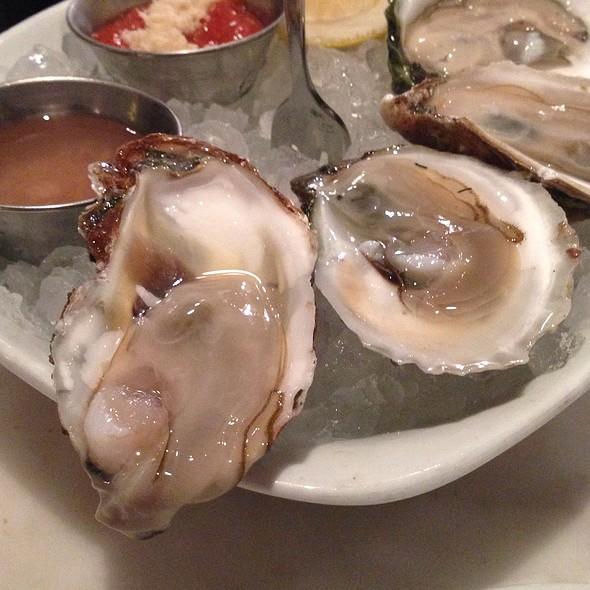 Oysters! - B&G Oysters, Boston, MA