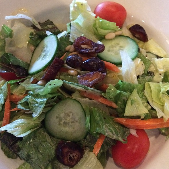 House Salad - Mitchell's Fish Market - Lansing, Lansing, MI