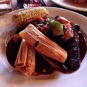 flat iron steak - Tallgrass Prairie Table, Tulsa, OK