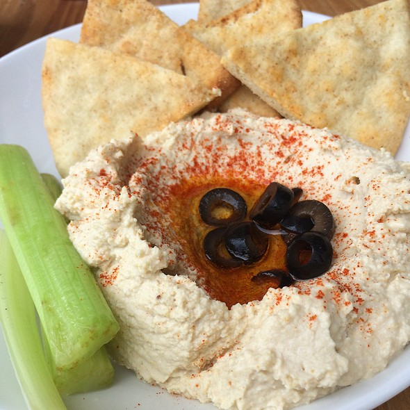 Hummus - Nick's Riverside Grill, Washington, DC