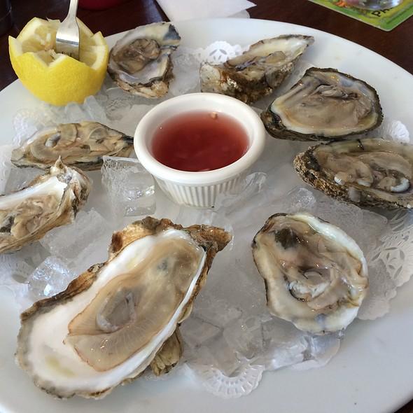 Oysters! - Salute E Vita Ristorante, Richmond, CA
