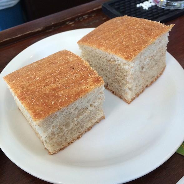 house baked bread - Salute E Vita Ristorante, Richmond, CA