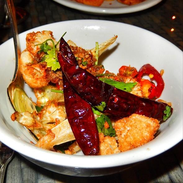 Cauliflower - Echo & Rig Steakhouse & Butcher Shop, Las Vegas, NV