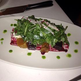 Beet Salad - Peter Shields Inn, Cape May, NJ