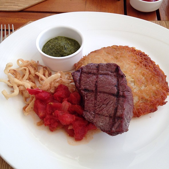 Steak And Eggs Sans Eggs - DUO - Steak & Seafood, Wailea, HI