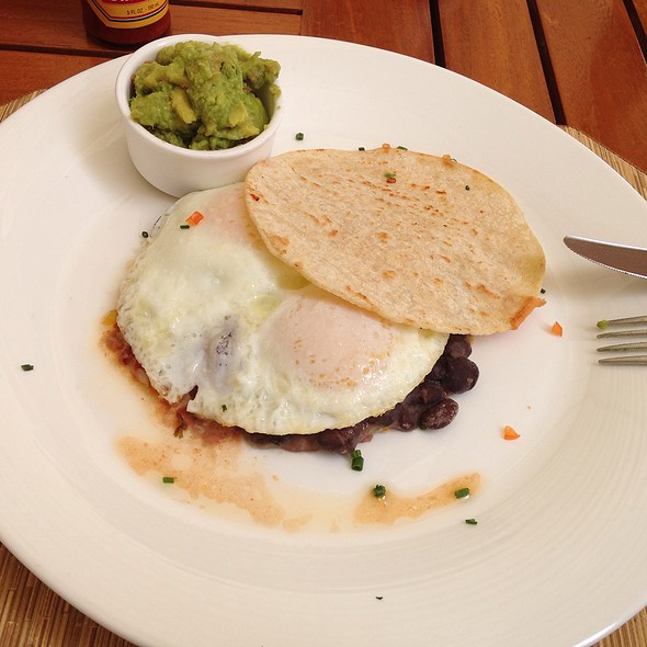 Huevos Rancheros - DUO - Steak & Seafood, Wailea, HI