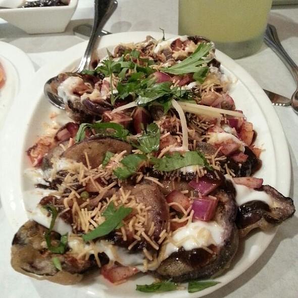 Eggplant Chaat - Tiffin Bistro, Philadelphia, PA