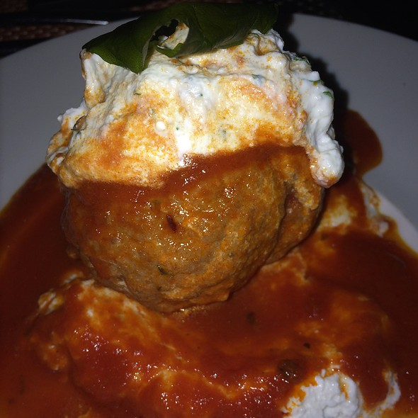Kobe Meatball - Char Steakhouse - Raritan, Raritan, NJ