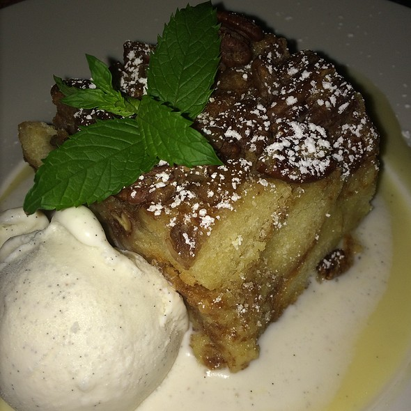 Bread Pudding - Char Steakhouse - Raritan, Raritan, NJ