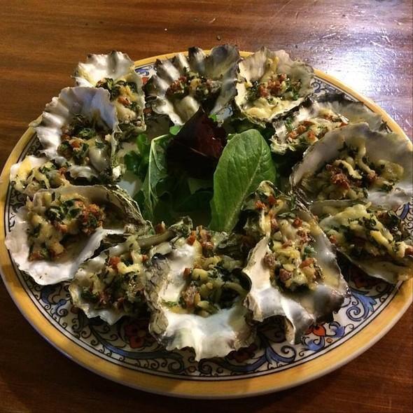Oysters Portuguese - Fado Portuguese Kitchen & Bar, Portland, OR