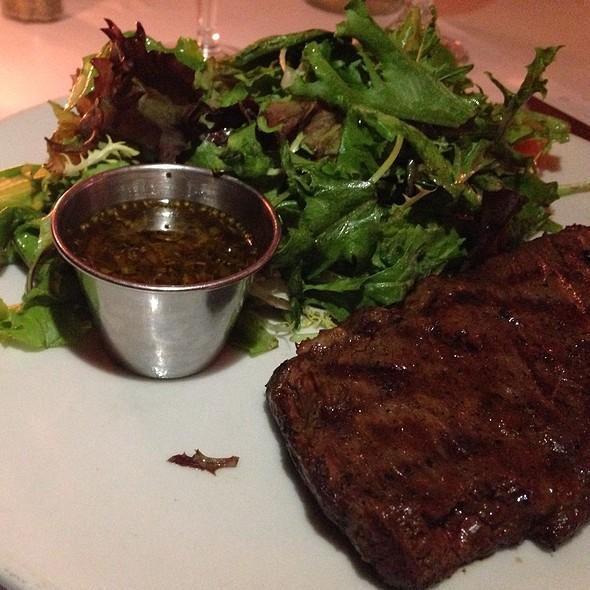 Chimmichurri Steak - Novecento New York, New York, NY