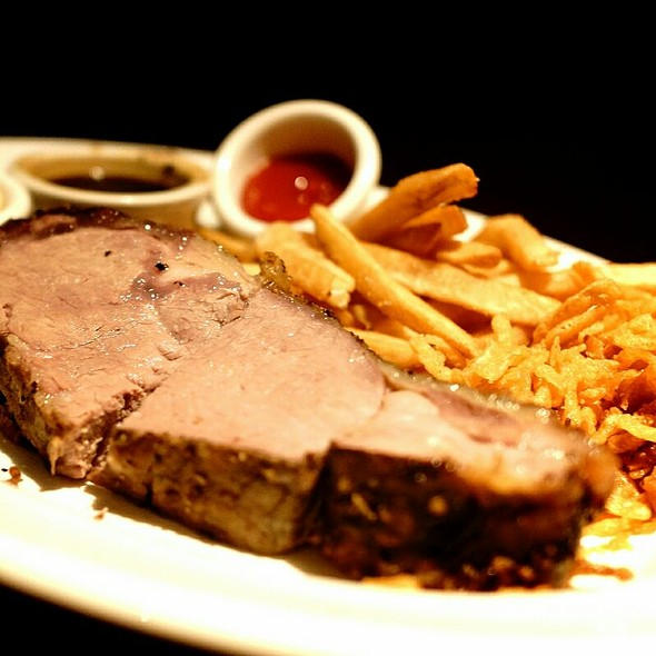 Prime Rib - The Keg Steakhouse + Bar - Granville Island, Vancouver, BC