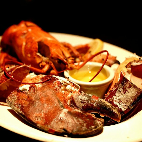Whole Lobster - The Keg Steakhouse + Bar - Granville Island, Vancouver, BC