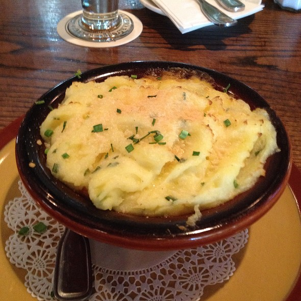 Shepard's Pie - John Harvard's Brewery and Ale House, Framingham, MA