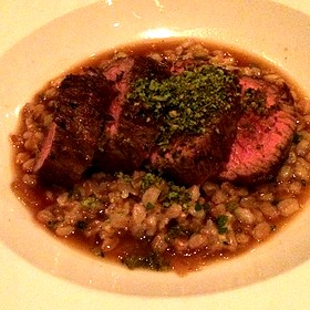 Steak - FLYTE, Nashville, TN