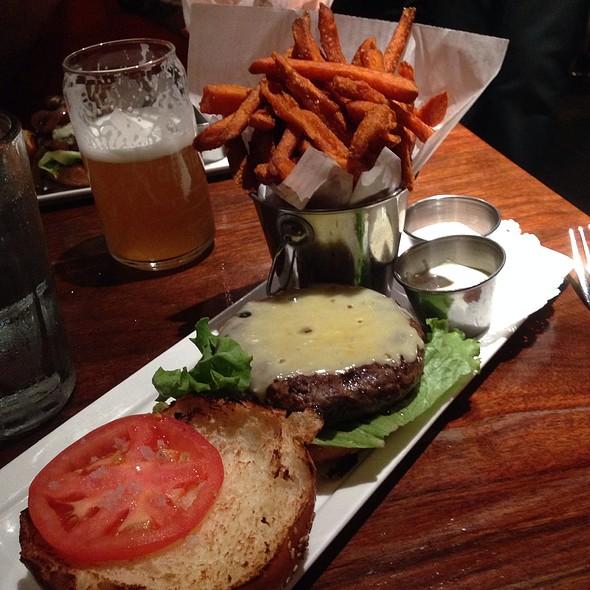 Love Me Tender - Thunder Burger & Bar, Washington, DC