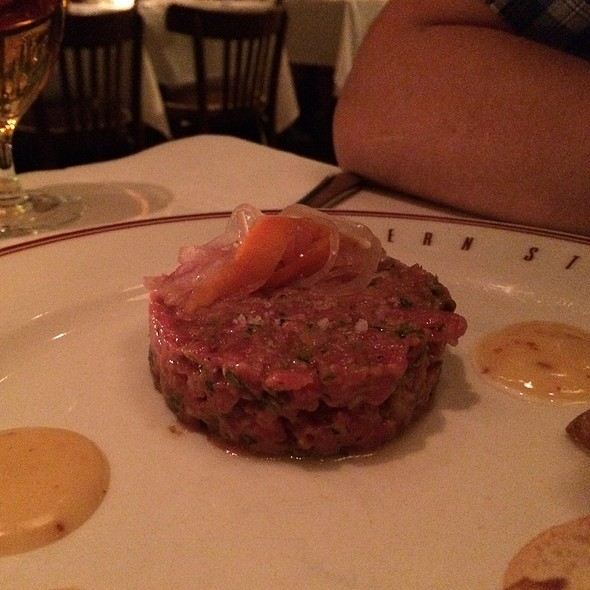 steak tartare - Eastern Standard, Boston, MA