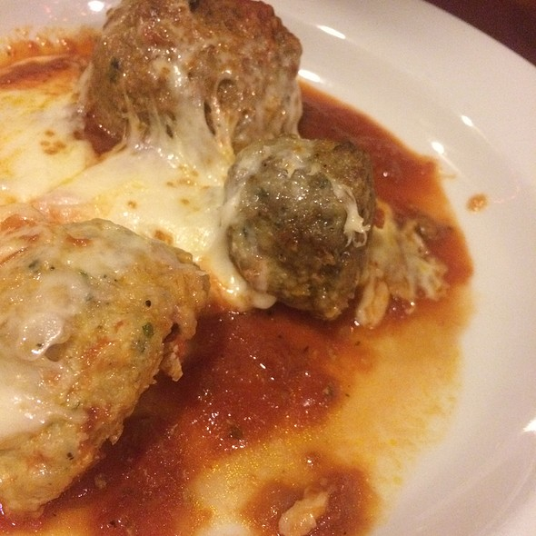Meatball Appetizer - Fabs, Sherman Oaks, CA