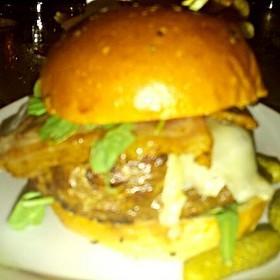 Frenchie Burger - DBGB NYC, New York, NY