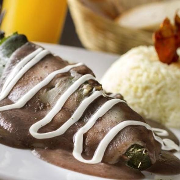 Chile Relleno - Asaderos Grill - Reforma, Mexico, CDMX